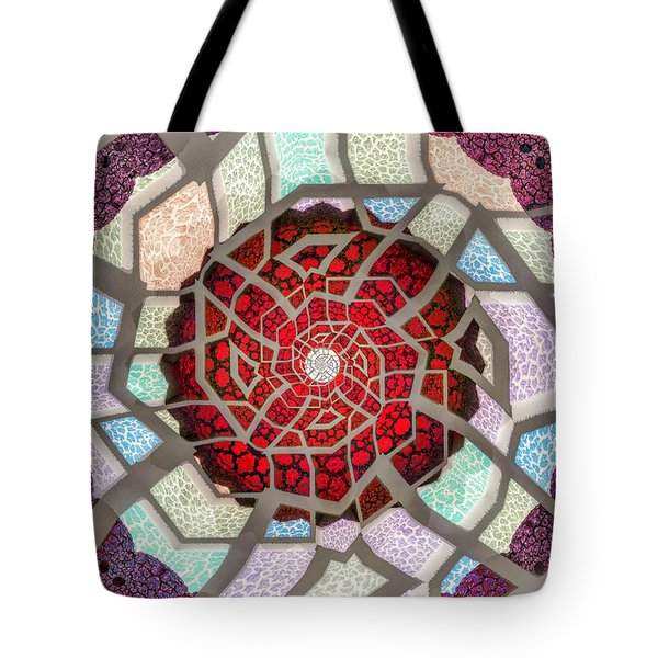 Untitled Meditation Tote Bag