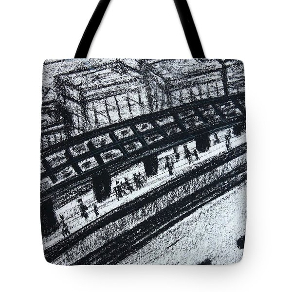 Untitled Sketch I Tote Bag