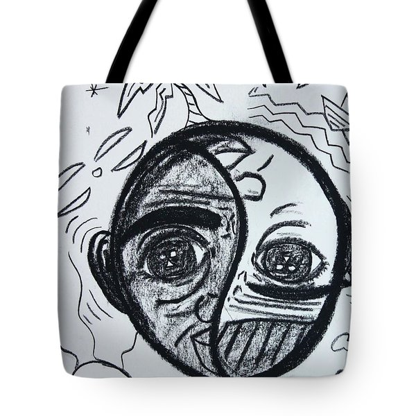 Untitled Sketch IIi Tote Bag