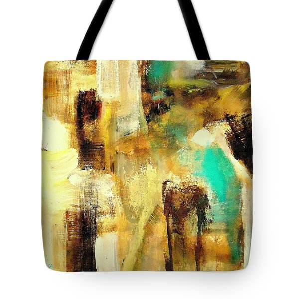 Untitled - Viva Anderson Tote Bag