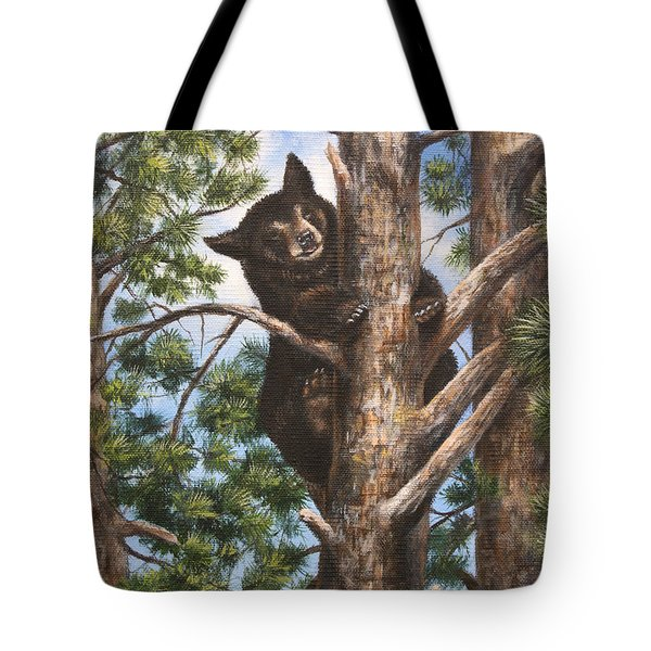Up A Tree Tote Bag