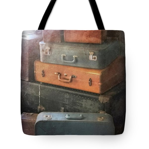 Up In The Attic Tote Bag