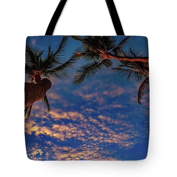 Upward Look Tote Bag