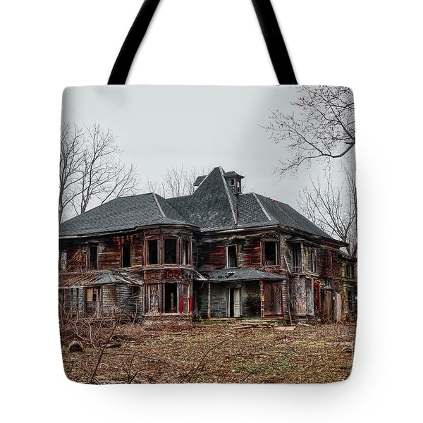 Urban Exploration Tote Bag