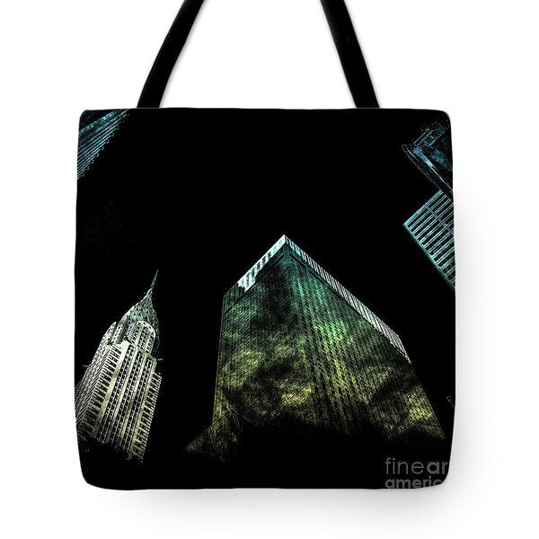 Urban Grunge Collection Set - 02 Tote Bag