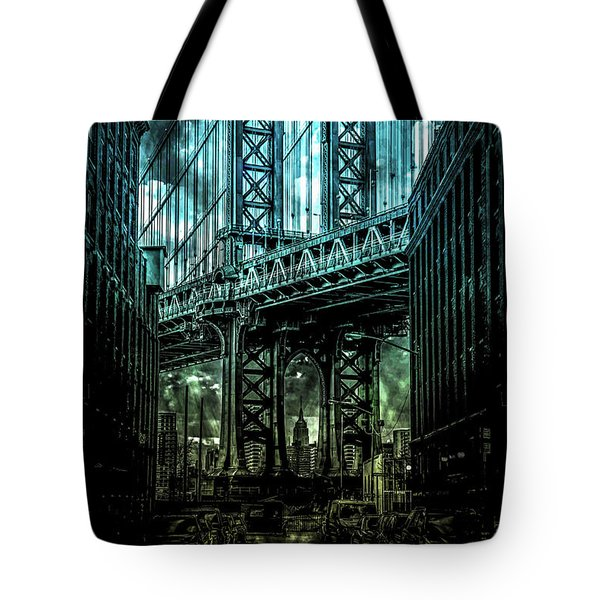 Urban Grunge Collection Set - 12 Tote Bag