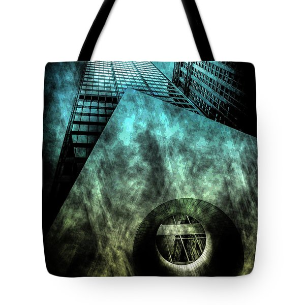 Urban Grunge Collection Set - 14 Tote Bag