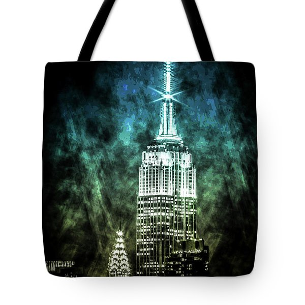 Urban Grunge Collection Set - 16 Tote Bag