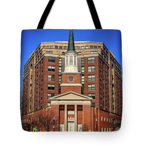 Urban Religion Tote Bag