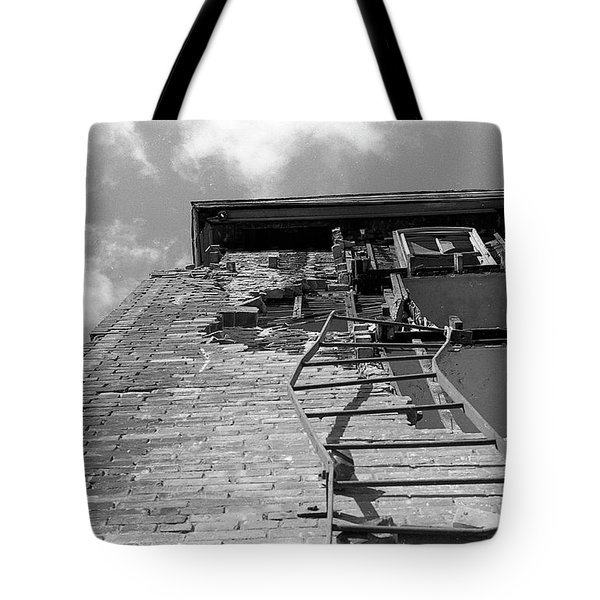 Urban Renewal, 1972 Tote Bag