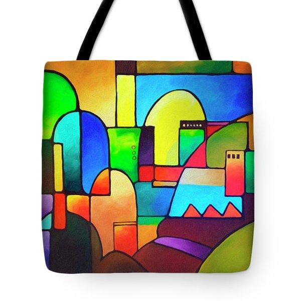 Urbanity 2 Tote Bag