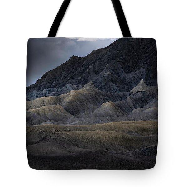 Utah Storm Tote Bag