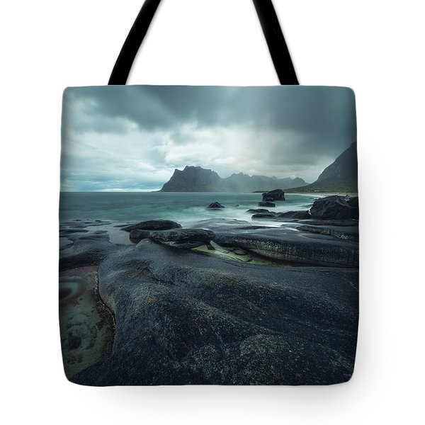 Uttakleiv Mood Tote Bag