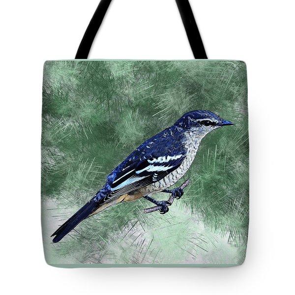 V Is For Varied Triller Tote Bag