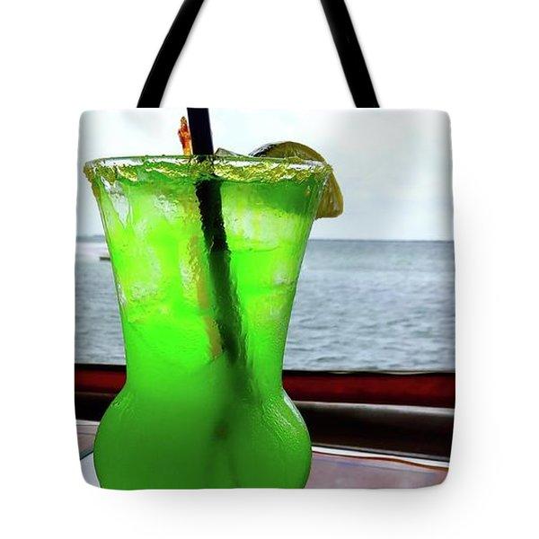 Vacation Medication Tote Bag