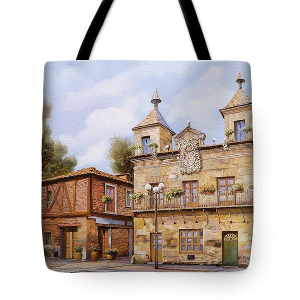 Valderas-spain Tote Bag
