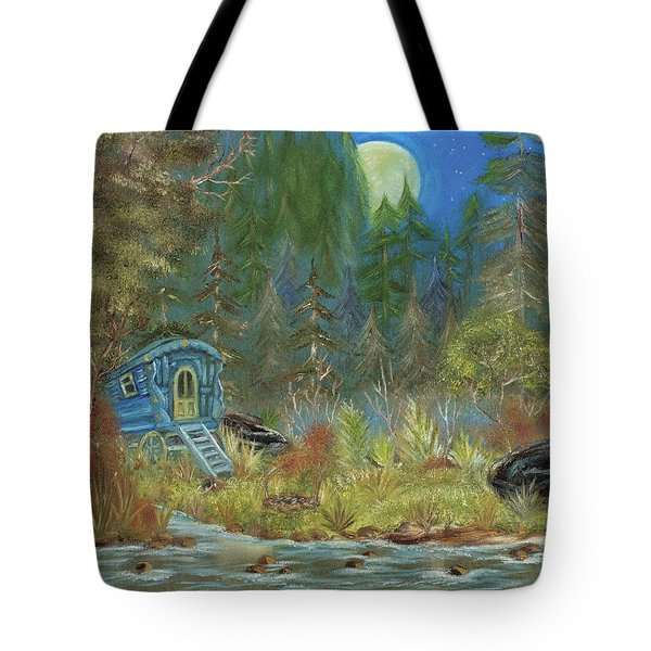 Vardo Dreams Tote Bag
