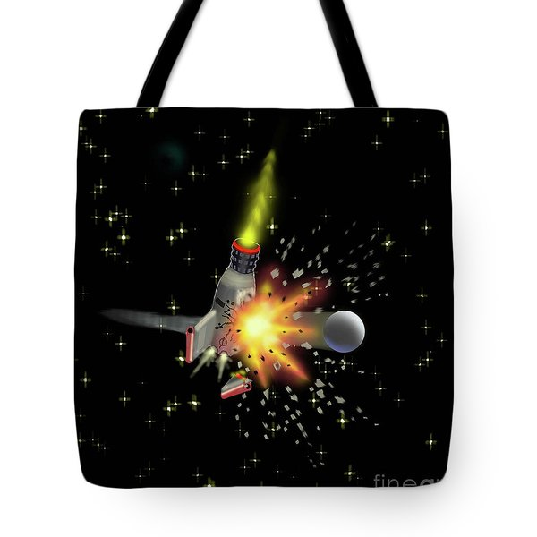 Varna Attacks Tote Bag