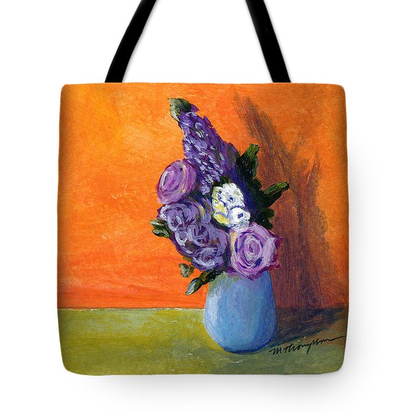Vase 1 Tote Bag