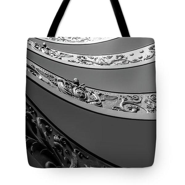 Vatican_museum Tote Bag
