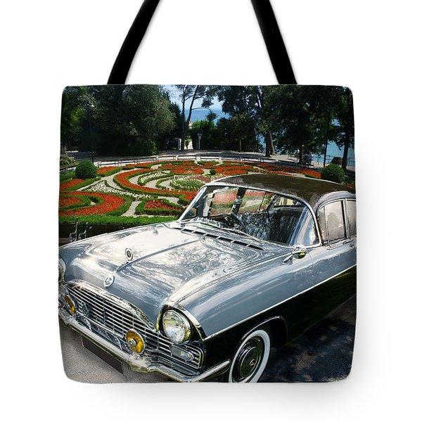 Vauxhall Cresta In Croatia Tote Bag