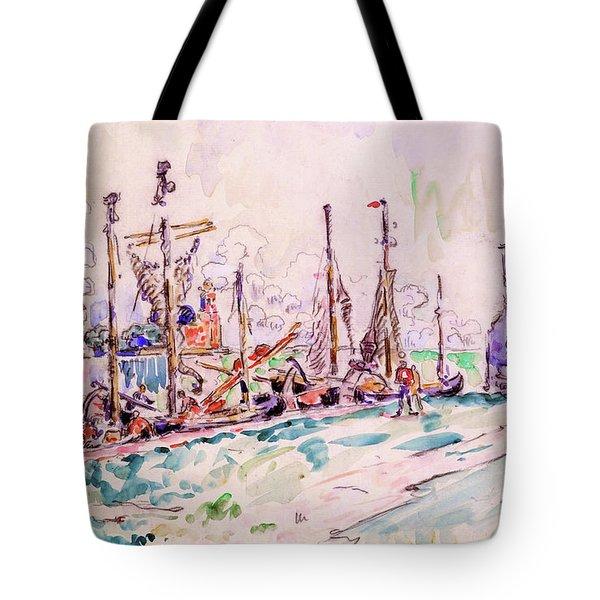 Venice - Digital Remastered Edition Tote Bag
