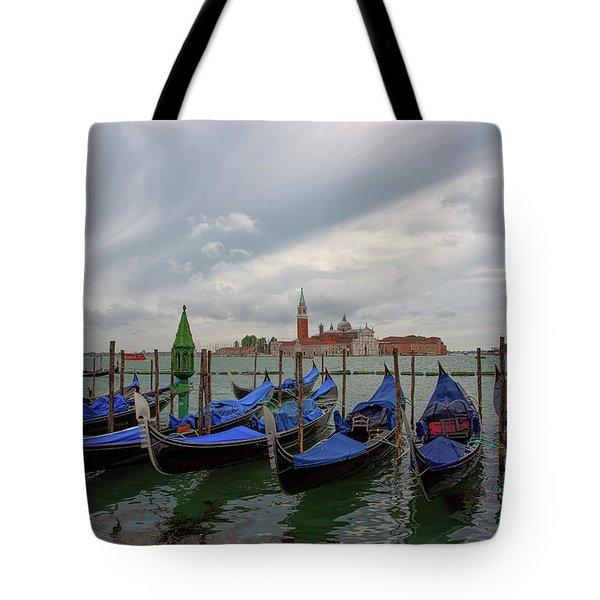 Venice Gondola's Grand Canal Tote Bag