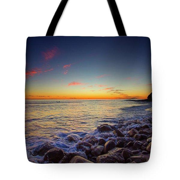 Ventura Sunset Tote Bag