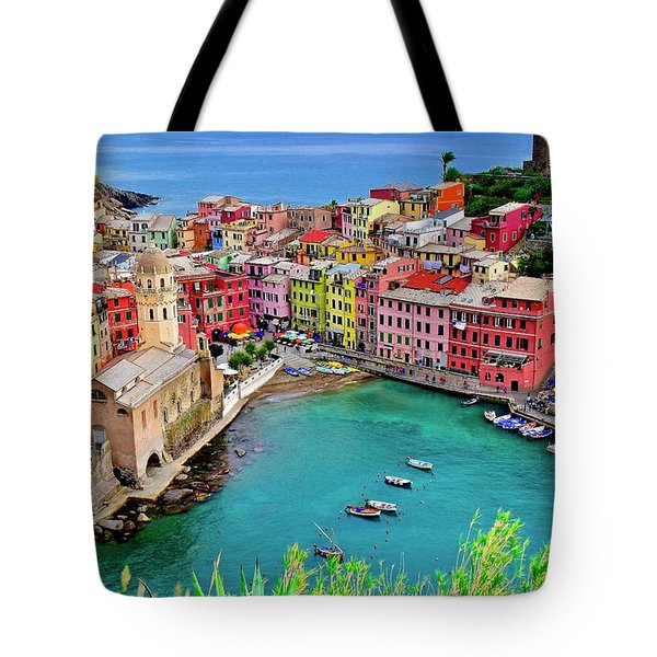 Vernazza Alight Tote Bag