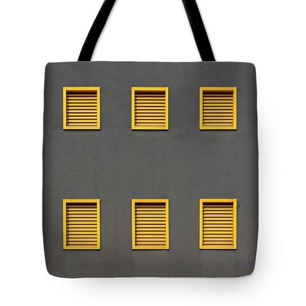 Verona Windows 3 Tote Bag