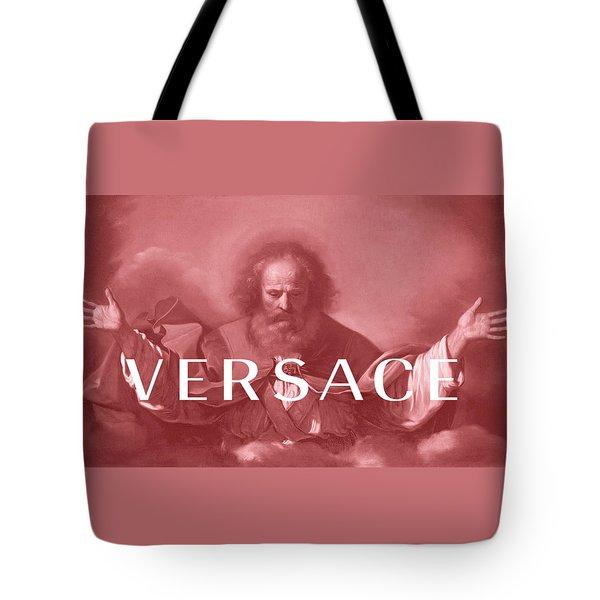 Versace-1 Tote Bag
