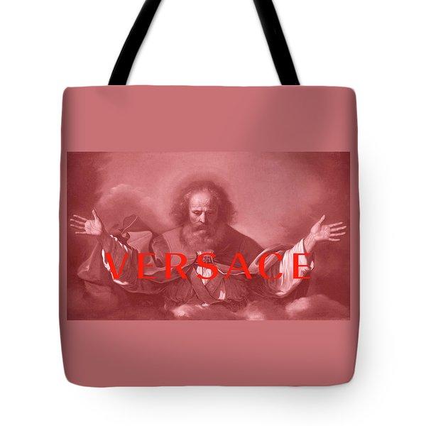 Versace-2 Tote Bag