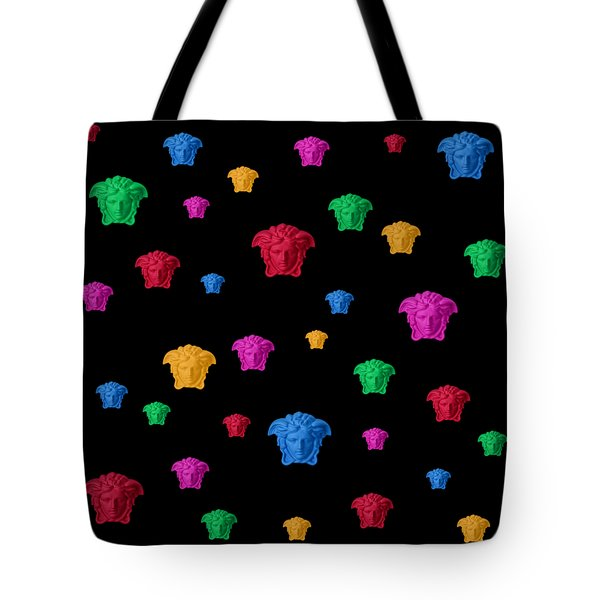 Versace Abstract-2 Tote Bag