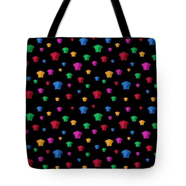Versace Abstract-4 Tote Bag