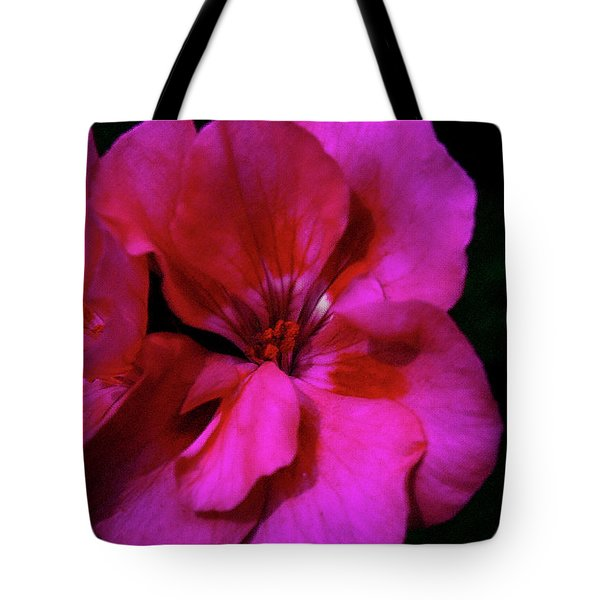 Tote Bag featuring the photograph Vibrant Art by Milena Ilieva