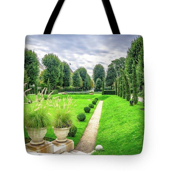 Vienna Garden Tote Bag