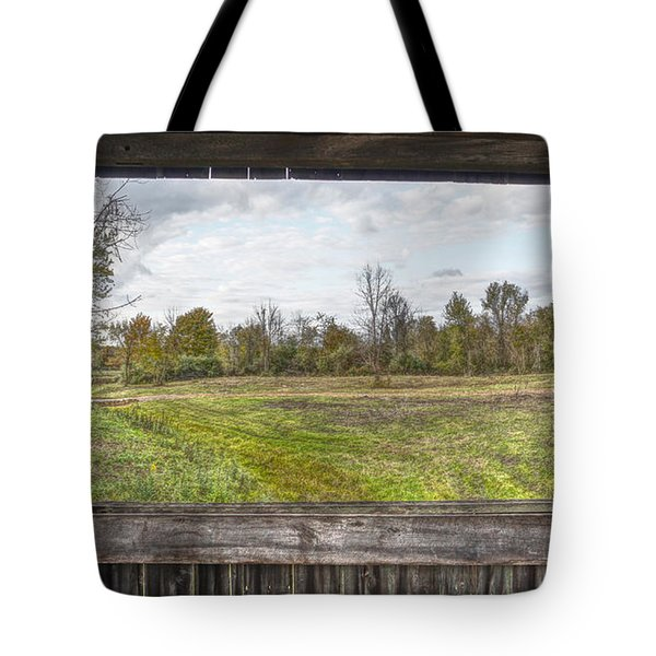 View Into Ohio's Nature Tote Bag