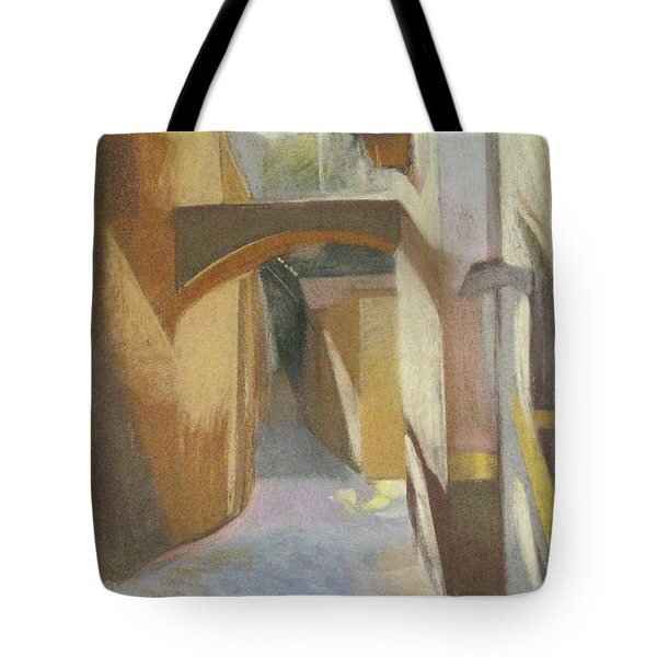 View Of Italian Arch Tote Bag
