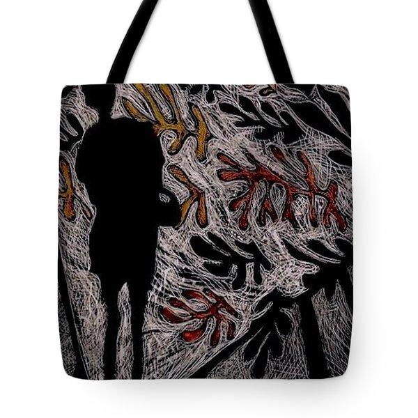 Viewing Matisse. Tote Bag