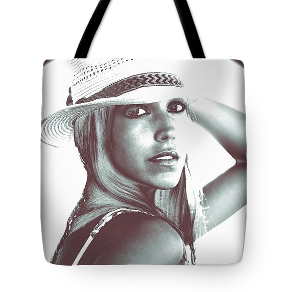 Vignette Amore My Love Tote Bag