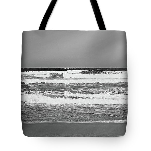 Tote Bag featuring the photograph Vintage Coast II by Anne Leven