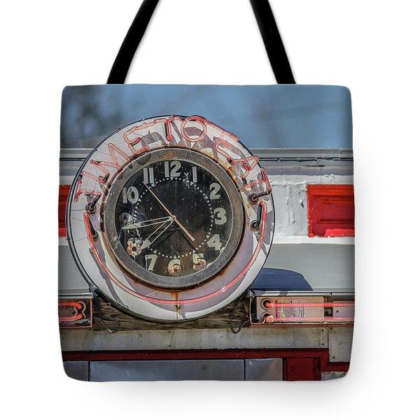 Diner Sign Tote Bags | Fine Art America
