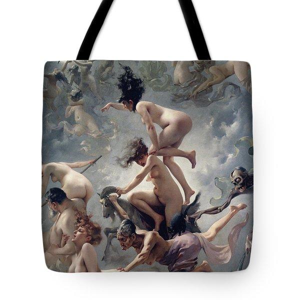 Vision De Faust Tote Bag