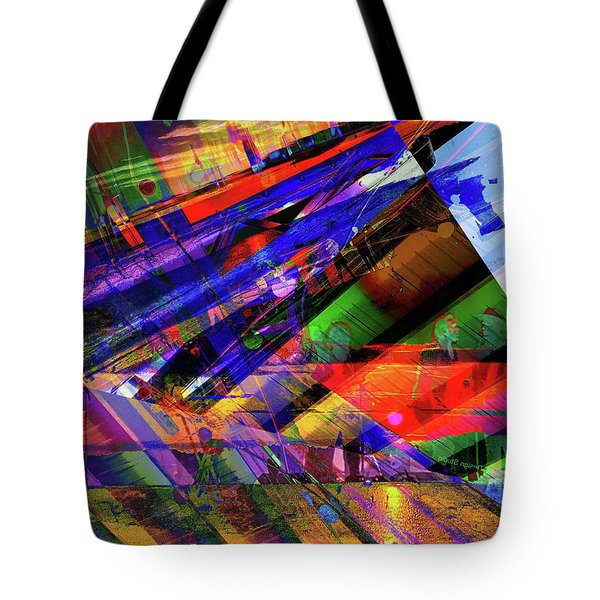 Visions Of Ghostlands Paul Tote Bag