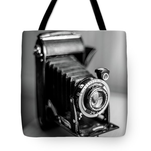 Tote Bag featuring the photograph Voigtlander by Ross G Strachan