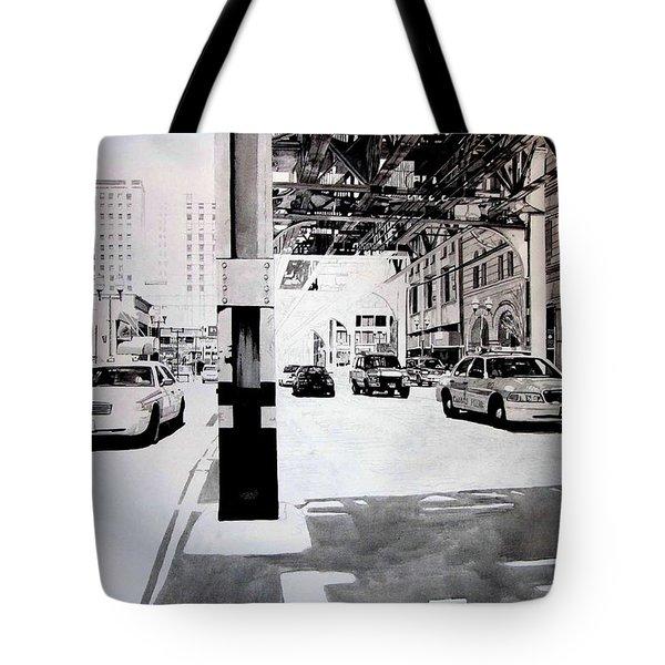 Wabash Tote Bag
