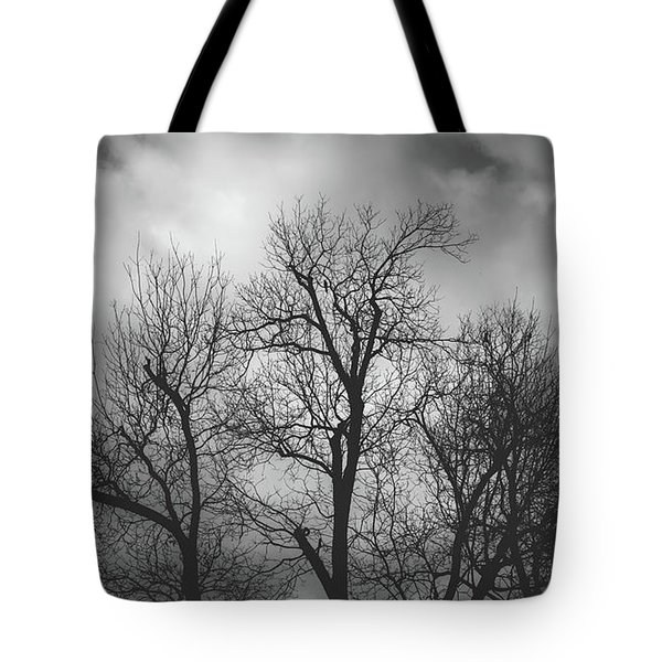 Waiting Bird Tote Bag