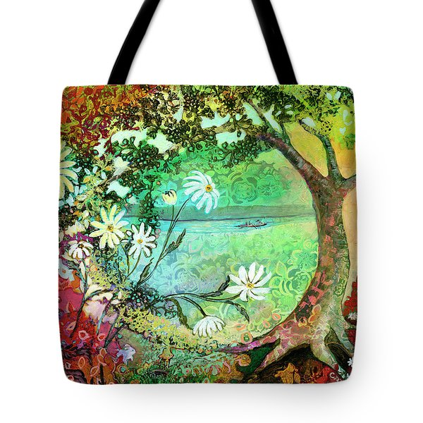 Waiting For Alice Tote Bag