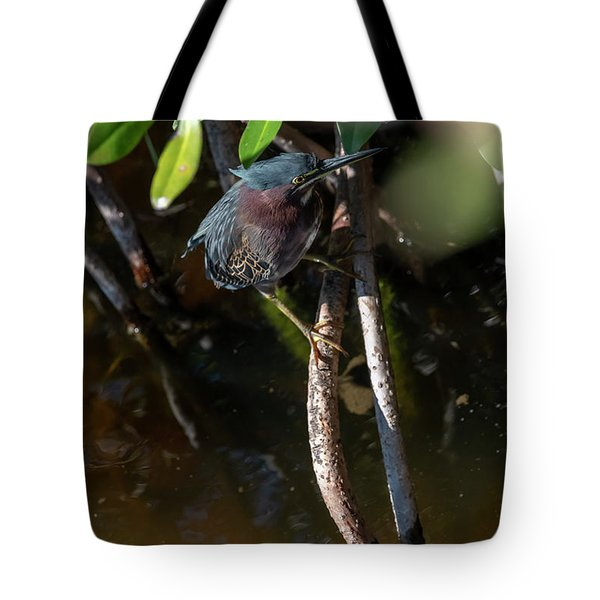 Waiting To Attack  Tote Bag