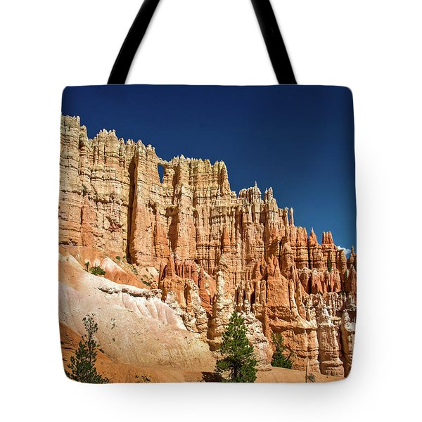 Wall Of Windows Tote Bag